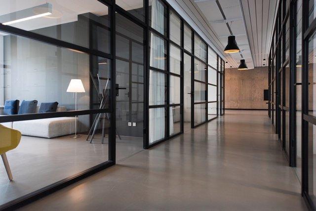 Utförd kontorsstädning i Stockholm