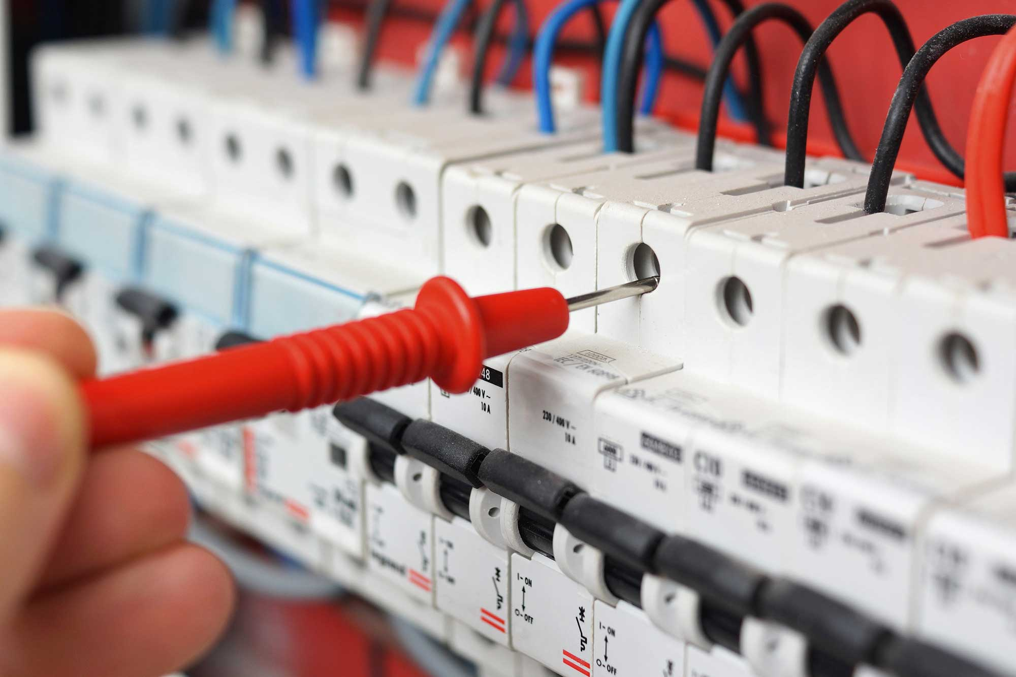 elektriker stuvsta